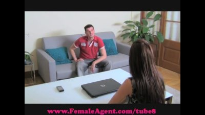 FemaleAgent. Ready, willing an