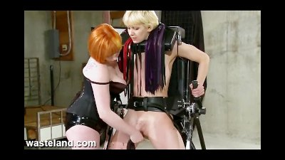 Wasteland Bondage Sex Movie  April Showers Pt. 1