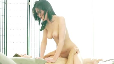 Shaved Teen Brittany Sensual Love by Joymii