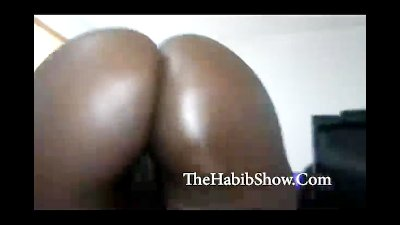Big ole black ass booty takes a dick tillshe passes out