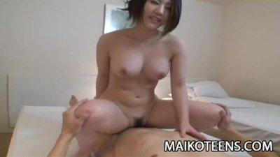 Hot Japanese teen Ayaka Kimura
