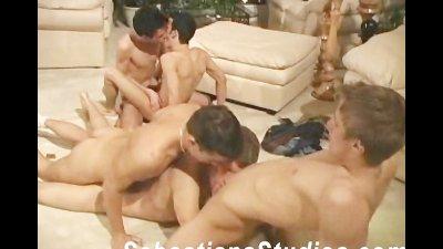 Ashton Ryan's Orgy