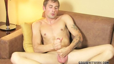 Two Hot Brothers Fire a Load