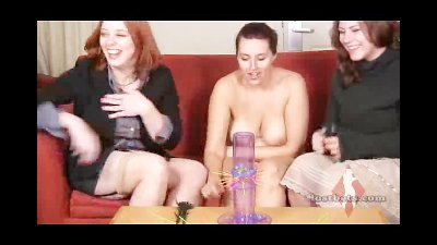 Strip Thud with Wednesday, Kimberly, and London part I