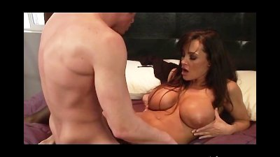 Lisa Ann Sucks and Fucks her S