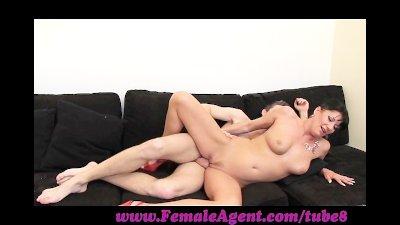 FemaleAgent. Anaconda cock
