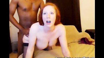 Interracial Hardcore Sex HD