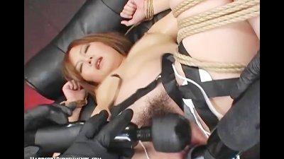 Japanese Bondage Sex  Hikari Tsukino 3 Pt 2
