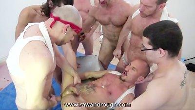 Workmen Orgy