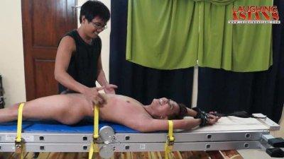 Gil On The Tickle Rack