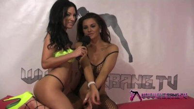 Shebang.TV Dionne Mendez and Elicia Solis Live Interactive Show
