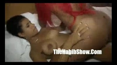Dominican Lesbians first time