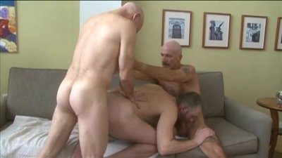 Threeway with Two Daddies