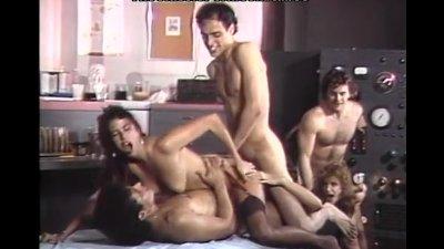 Big dick guys hot group orgy