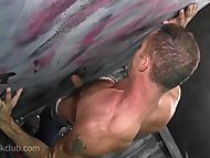 Lito Cruz and Nick Andrew Glory Holes