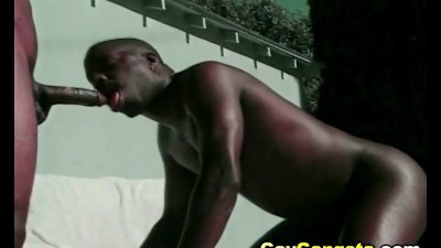 Awesome Ghetto Gays with Big Cocks