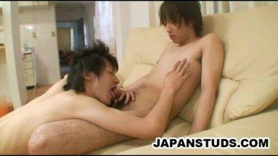 Nippon Twinks Tomohiro Takagi And Atsushi Morita Oriental Gay Sex