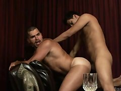 Michael Rogue and Danny Lopez