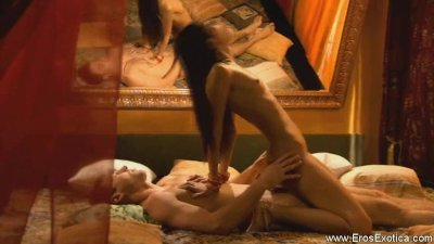 Exotic Sexual Positioning