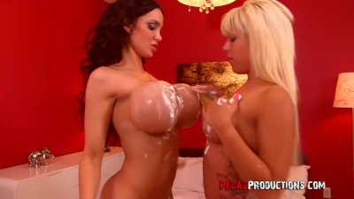Amy Anderssen really big knock