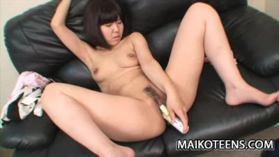Aya Takemura - One Creampied Japanese Teenager