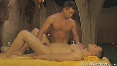 Deep Anal Massage For Lovers