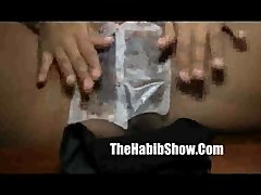 Amateur mixed Pregnant freak shows how to wax that pussy P1