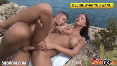 Hardcore Outdoor Sex