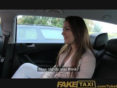 Preview 2 of Faketaxi Your Choice Suck My Big Cock Or Walk