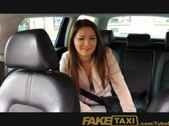 Preview 5 of Faketaxi Your Choice Suck My Big Cock Or Walk