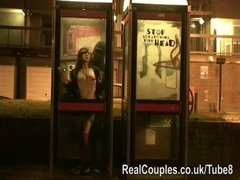 Preview 3 of Risky Daring Sex In Public And Flashing