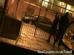 Preview 4 of Risky Daring Sex In Public And Flashing