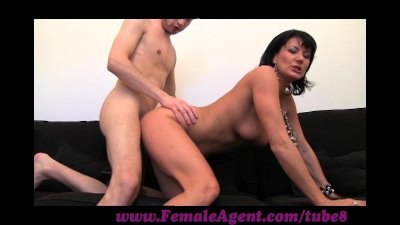 FemaleAgent. Stud can fuck MIL