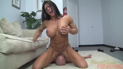 Angela Salvagno - Muscle Fucki