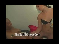 Ms PAWG and Ms  thick then a snika ebony Intro Lesbian series