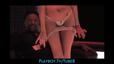 Game show gets crazy with strippers and cash