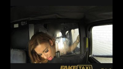 FakeTaxi Big ass Big mouth and