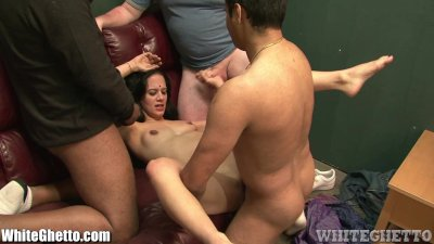 DevilsFilm University Babe Dpd and Creampied