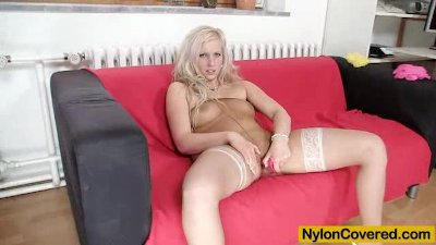 Well-endowed Nataly Gold cover