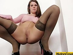 Mona Lee full body pantyhose