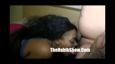 Hood Rican Mr. tattoo Milf makes luv to dick superhead dr