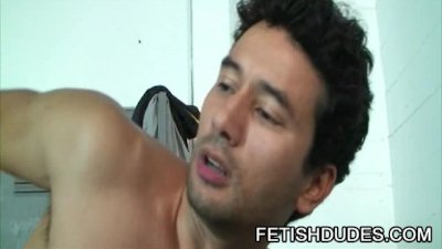 Gabriel Dalessandro and Joey Milano: The Locker Room Fetish Sex Incident