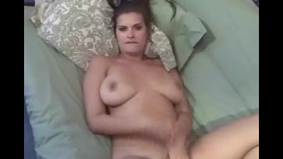 Busty Amateur Says Let's Fuck!