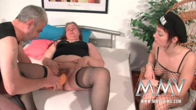MMV Films German slut helping