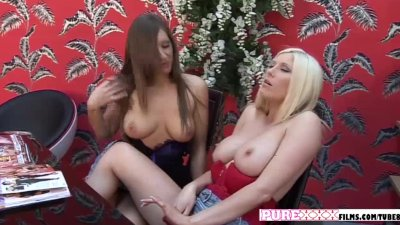 PureXXX Films the finest lesbian pussy