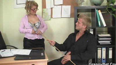Office lady is fucked hard