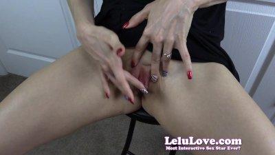 Lelu Love-POV Standing Doggystyle Cum On Tits