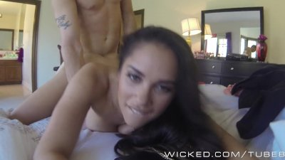 Hot POV with Leiani Gold