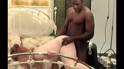 Fiona getting railed from behind and gets her boob jizz