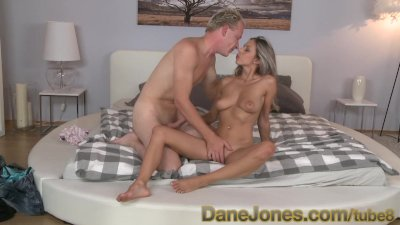 DaneJones Intimate couple share passionate oral and sensual love making
